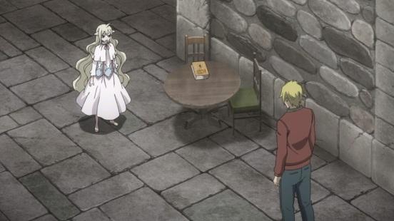 Yuri and Mavis meet