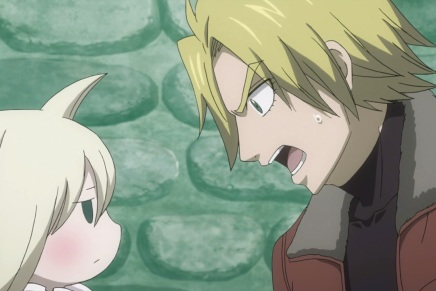 Mavis' Adventure Begins! Tenrou Jade – Fairy Tail267