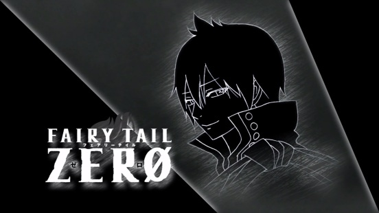 Zeref Fairy Tail Zero