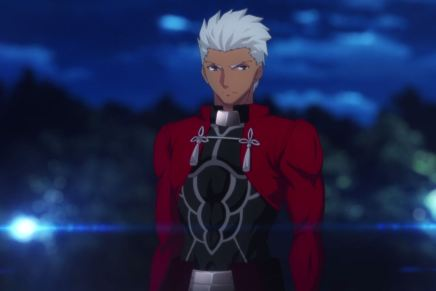 Sir Ian McKellen Recites Archer's Incantation from Fate/Stay Night