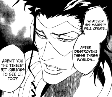 Askin curious of Yhwach