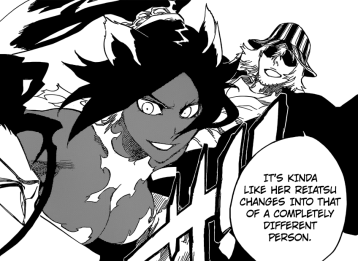 Askin Yoruichi and Urahara