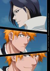 Bleach 661 Ishida and Ichigo by narutorenegado01