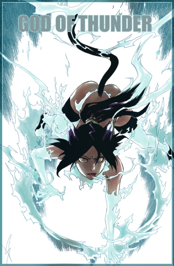 Bleach 662 Yoruichi by SKurasa