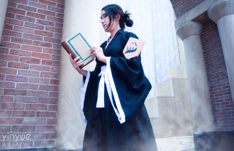 Bleach Nanao Ise Cosplay by RidingRainbows