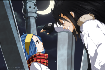 Laxus vs Wahl! Erza Arrives – Fairy Tail471