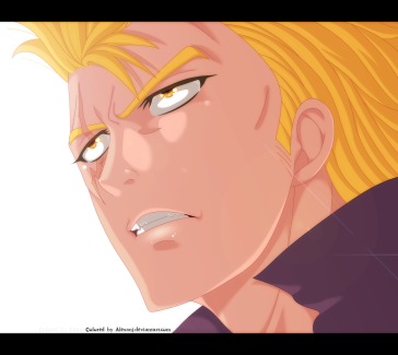 Fairy Tail 471 Laxus by Alexanj