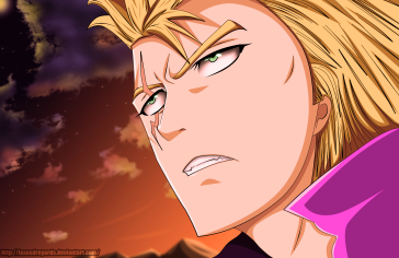 Fairy Tail 471 Laxus by laxusdreyards