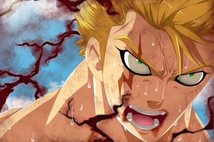 Red Lightning! Laxus Defeats Wahl – Fairy Tail 473
