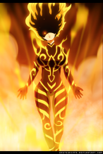 Fairy Tail 475 Dimaria God Soul by Akatsukivfx