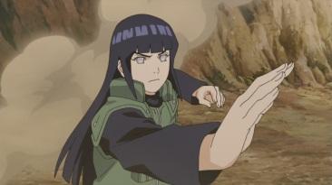 Hinata appears