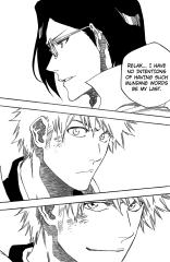 Ishida and Ichio talk
