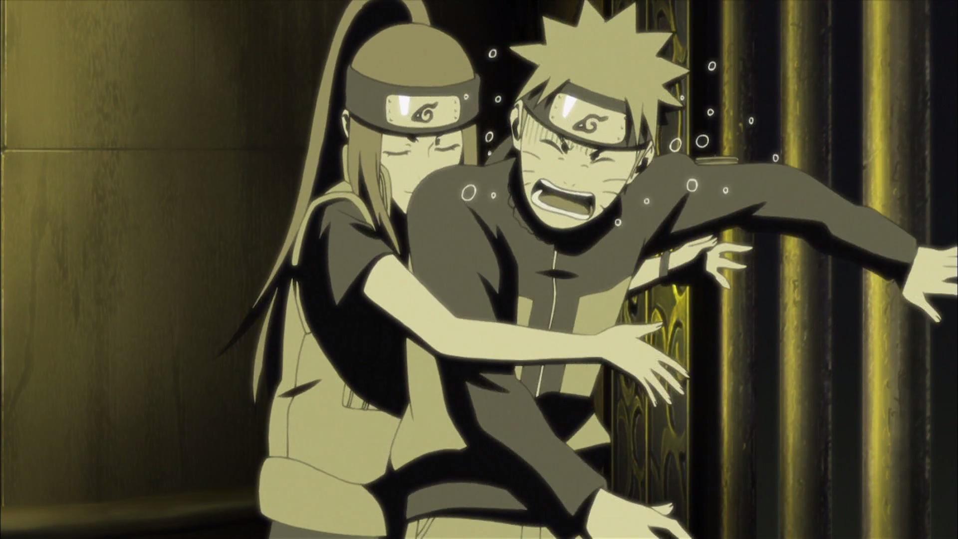 Naruto and nagato village safe naruto shippuden 448 daily anime art - Manga naruto shippuden ...