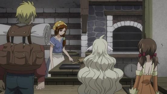 Mavis visits a bakery