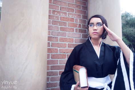 Nanao Ise Cosplay Bleach by RidingRainbows