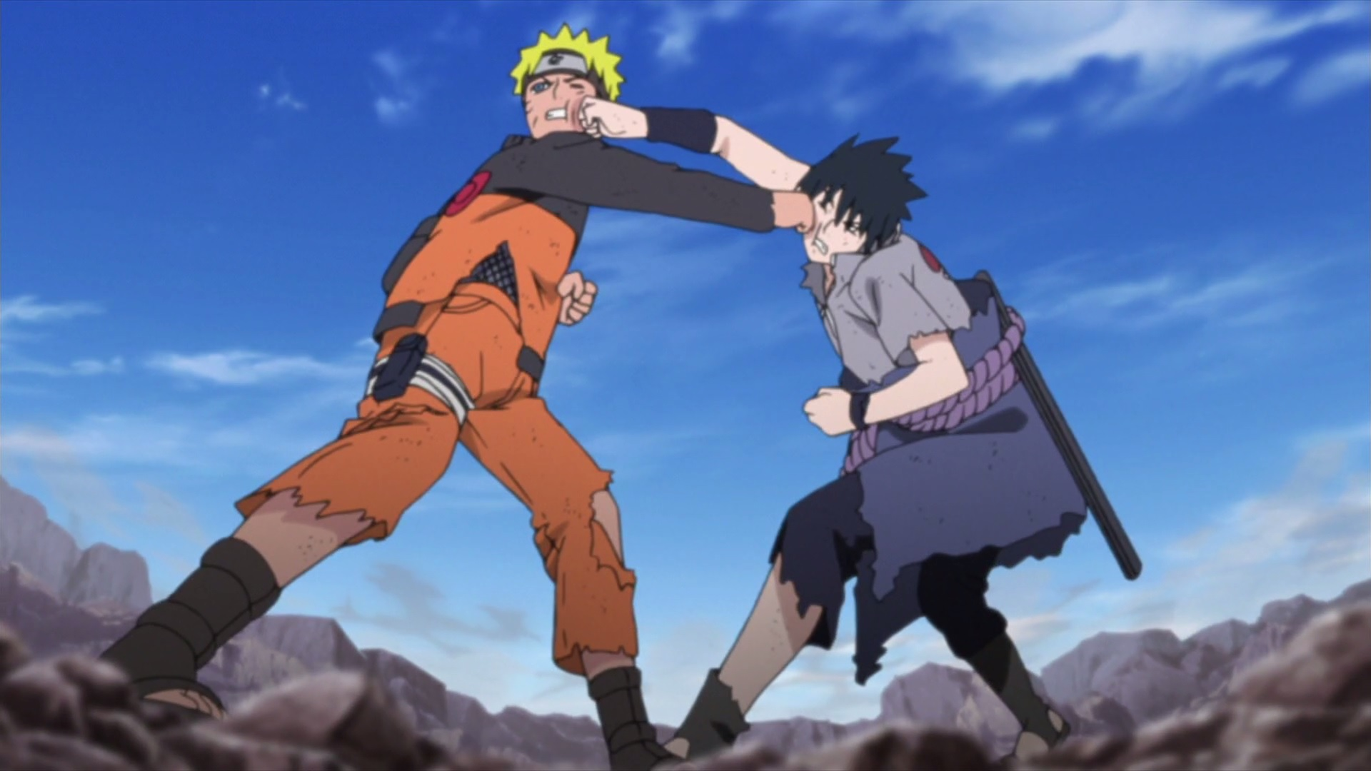 Naruto vs sasuke luta completa fullhd - 5 3
