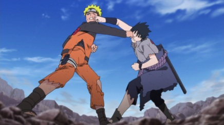 Naruto and Sasuke's Friendship! Filler Ends – Naruto Shippuden450