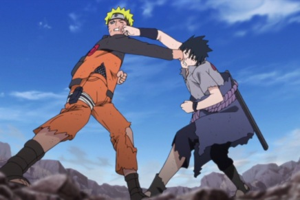 Naruto and Sasuke's Friendship! Filler Ends – Naruto Shippuden 450