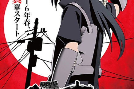 Naruto Shippuden: Itachi Shinden-hen Anime Teaser Video