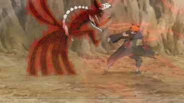 Naruto vs Pain
