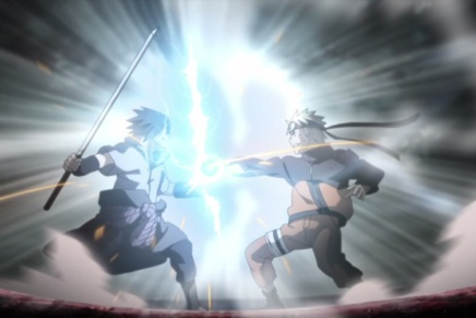 Best Fight in a Anime