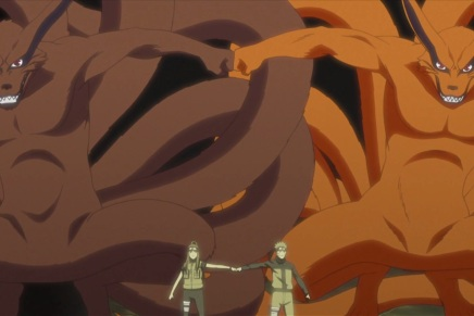 Naruto and Nagato! Village Safe – Naruto Shippuden 448