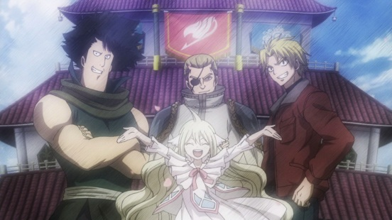 Birth of Fairy Tail