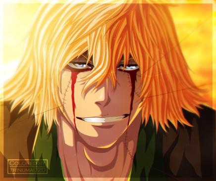Grimmjow Kills Askin! Urahara's Bankai – Bleach665