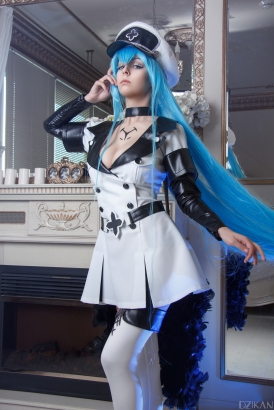 Cosplay Akame Ga Kill Esdeath