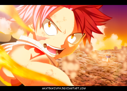 Natsu defeats Jacob! Zeref Marches On – Fairy Tail 479