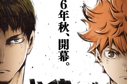 Haikyuu!! Season 3 Anime Teaser Video
