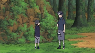 Itachi and Shisui