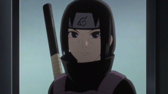 Itachi joins the ANBU