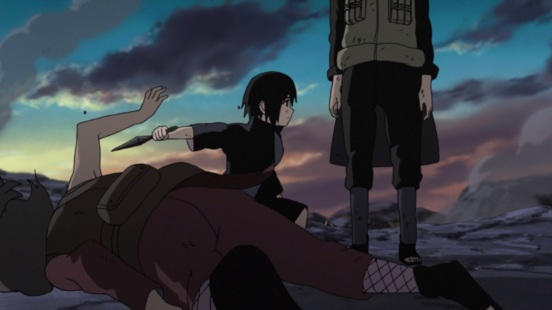 Itachi kills man