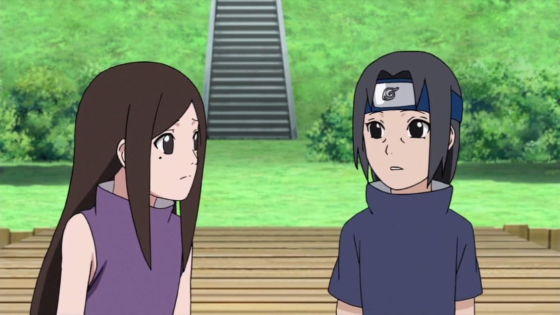 Izumi and Itachi