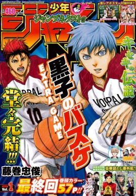 Kuroko's Basketball Extra Game Poster