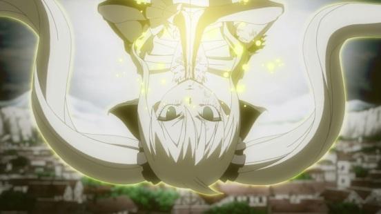 Mavis uses Fairy Law