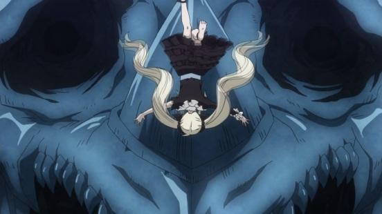 Mavis vs Blue Skull