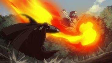 Natsu vs Gildarts