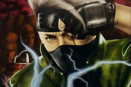 One With The Sharingan – Kakashi Hatake