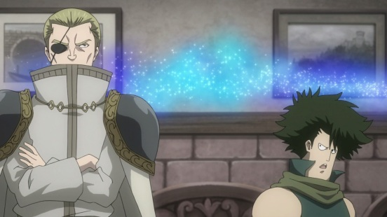 Precht and Warrod hear Zera's voice