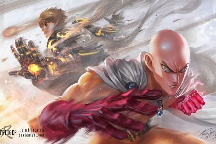 Strongest Warriors – Saitama and Genos