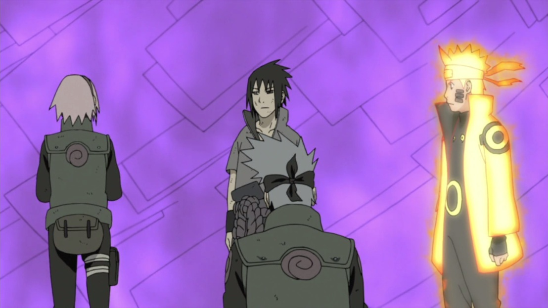 Sasuke and others