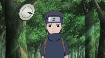 Shisui arrives