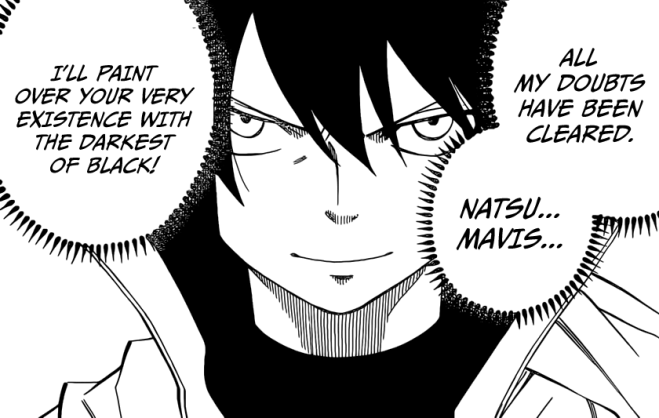 Zeref will fight against Mavis and Natsu