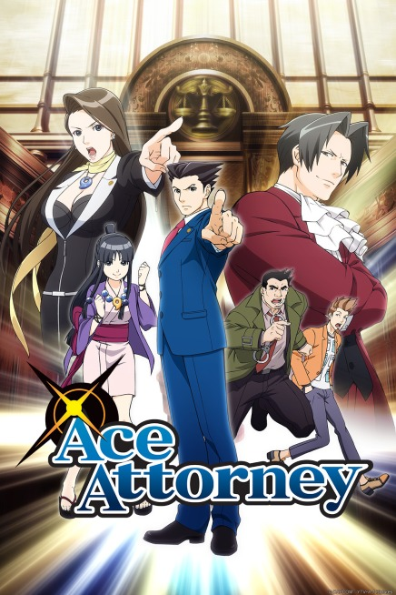 Watch Ace Attorney (Anime)