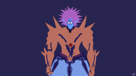 Boros One Punch Man Minimalist Wallpaper by greenmapple17
