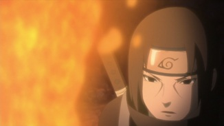 Itachi joins Akatsuki