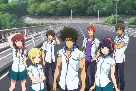 Watch Kuromukuro (Anime)