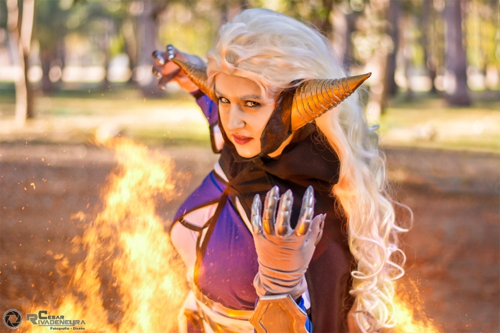 Mirajane Cosplay Fairy Tail by Neleya-Hohoemi | Daily ...